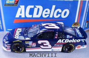 #3 AC Delco Dale Earnhardt JR '98 Chevy Monte Carlo 1/18 Busch Championship Year