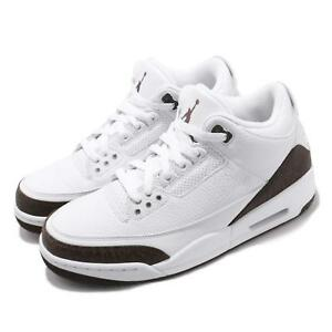 8ae25a1f8e7abf Nike Air Jordan 3 Retro Mocha 2018 III AJ3 White Men Basketball ...