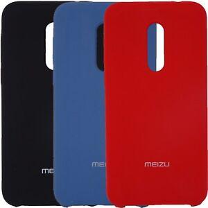 Custodia-morbida-protezione-protettiva-SILICON-CASE-cover-per-Meizu-16th-16-6-0-034