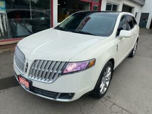 2012 Lincoln MKT AWD