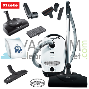Miele-Cat-amp-Dog-C1-Classic-Canister-Vacuum-Great-on-Pet-Hair-and-Unwanted-Odors