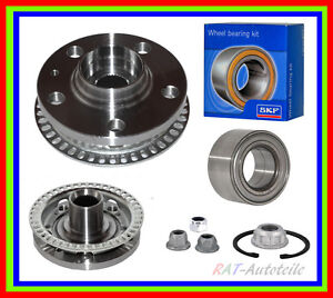 1-x-moyeu-roue-1-x-radlagersatz-skf-set-va-re-LI-NEUF-vw-BORA-GOLF-IV-New-Beetle