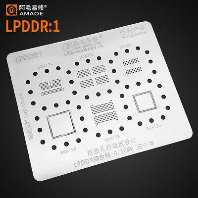 For SAMSUNG S6//S6+//Note5//G9200//G9250//N9200 Exynos 7420 CPU RAM Chip BGA Stencil