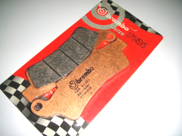 Front Brake Pads BREMBO Sintered 07045XS Kymco People Gti 300 2013