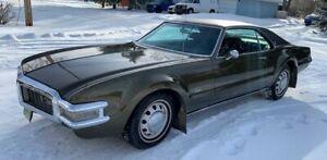 1969 Oldsmobile Toronado Two door hard top