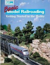 Basic Model Railroading (1998, Paperback)