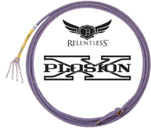 XPLOSION TEAM ROPING HEAD ROPE BY CACTUS ROPES