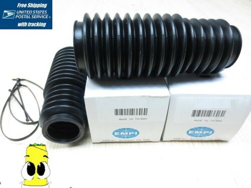 Rack /& Pinion Boot Kit for BMW 320 Series 1977-1983 EMPI Bellow Boots E21 E30
