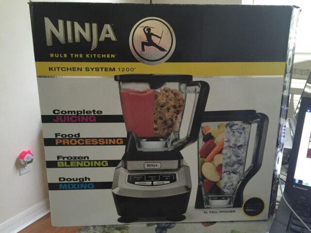 Ninja Kitchen System 1100 Blender and Food Processor for ...
