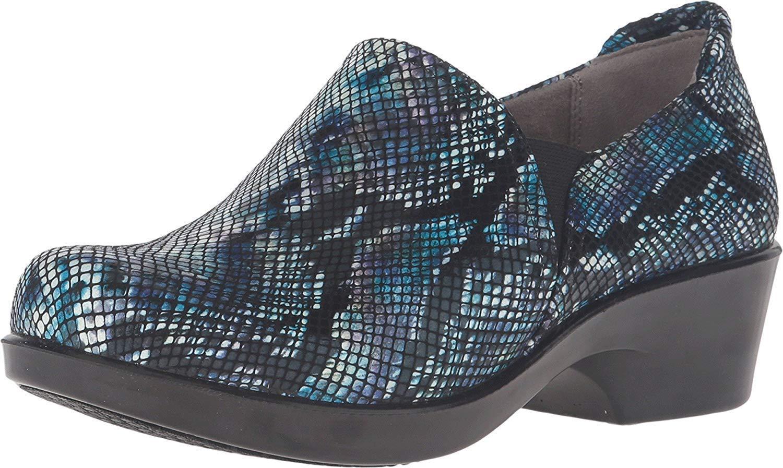 Naturalizer @ Work Womens Freeda Slip Resistant Clog shoes