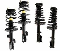 Full Set - 4 Complete Struts With Spring & Mount Fit Camry With Warranty on Sale
