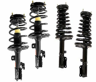 Full Set 4 Complete Struts With Spring & Mount With Limited Lifetime Warranty