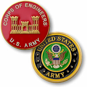 US-Army-Corps-of-Engineers-Challenge-Coin-Castle-Seal-USACE-COE-ACE-Vessel-Flag