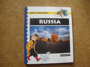 Tintin-039-s-Travel-Diaries-RUSSIA-HB-Edition