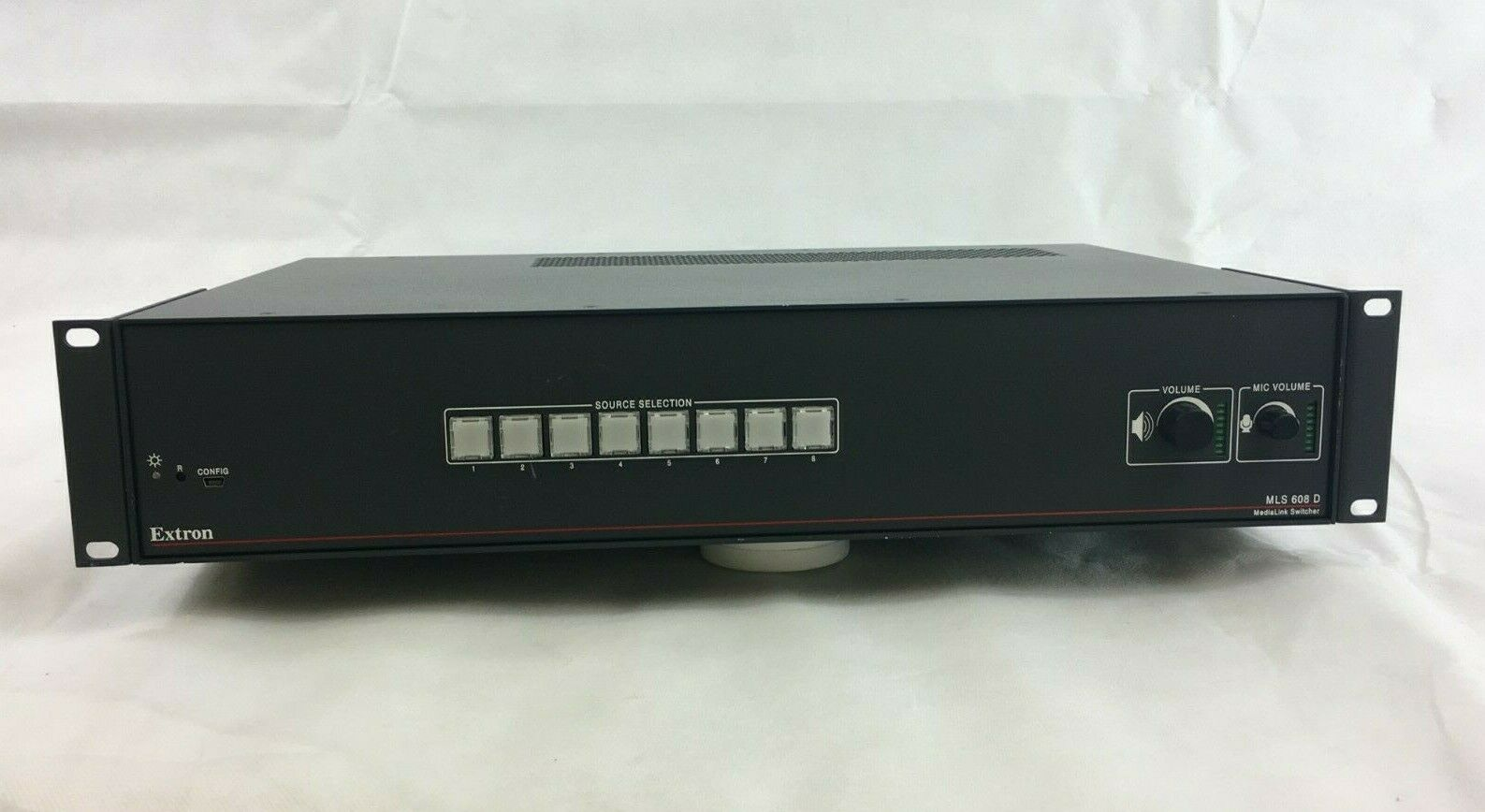 Extron MLS608D MediaLink Switcher - 8 Input Switcher With ProDSP. P435