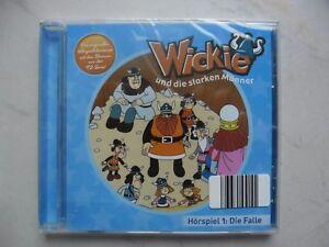 Wickie-und-die-starken-Maenner-CD-Die-Falle-Hoerspiel-1