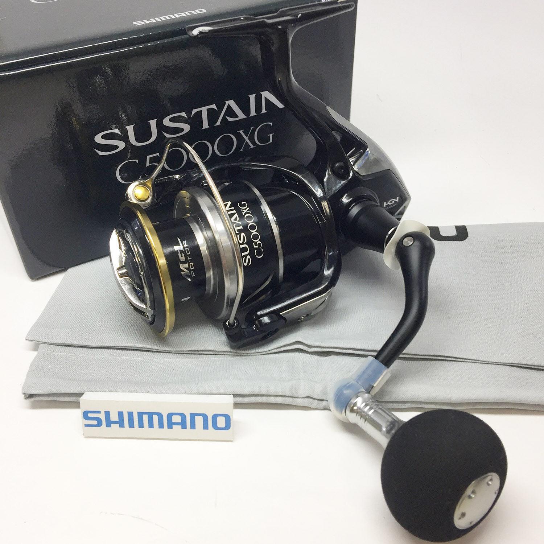 SHIMANO 17 SUSTAIN C5000XG   - Free Shipping from Japan