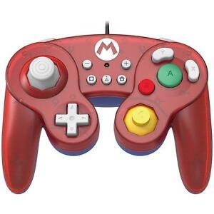 Brand-New-Hori-Nintendo-Super-Mario-Switch-GameCube-Classic-Controller-USB-PC