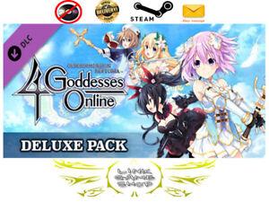 Cyberdimension-Neptunia-4-Goddesses-en-Ligne-Deluxe-Pack-PC-Digital-Steam-Key