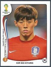 PANINI WORLD CUP 2014- #634-KOREA REPUBLIC-SOUTH KOREA/CARDIFF CITY-KIM BO-KYUNG