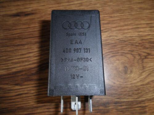 Audi D2 A8 A8L S8 4.2L Interior Reading Light 382 Relay  4D0907131