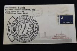 Navale-Cover-1969-SHIP-039-S-Cancel-Msts-Marchio-Usns-Shoshone-T-AO-151-3494