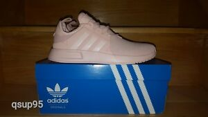 cb45071acd04d ADIDAS ORIGINALS X PLR XPLR Ice Pink Icey BY9880 GS Womens Size 3Y ...