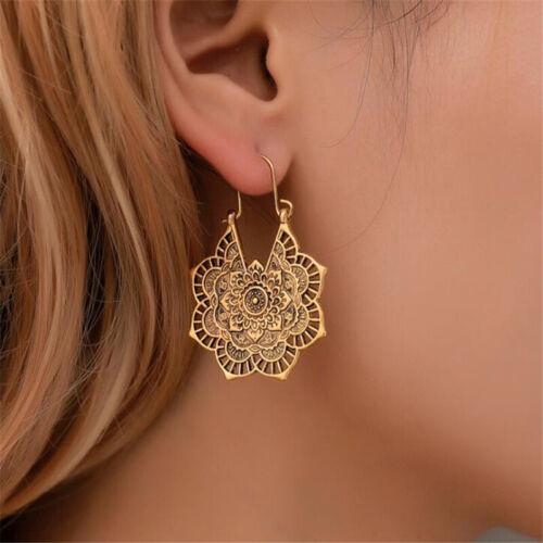 Bohemian Earring Vintage Jewelry New Fashion Trendy Temperament For Women Ethnic