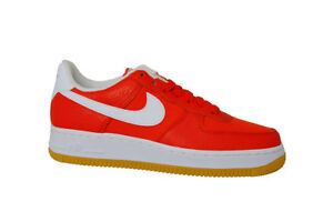 nike air force 1 femme blanc et rouge