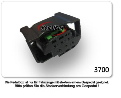 DTE Systems PedalBox 3S für Mercedes-Benz E-Klasse W211 2002-2009 E 500 V8 22 ..