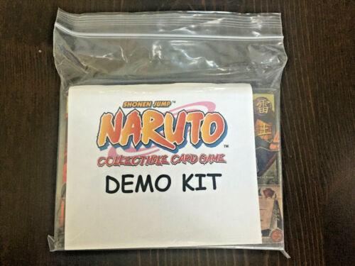 Naruto CCG Demo Kit promo coin