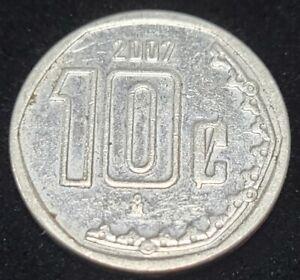 2007-Mo-MEXICO-10-CENTAVOS-CIRCULATED-COIN