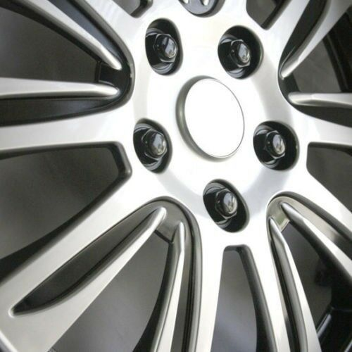 """FOR MAZDA NEW 16/"""" ABS SILVER RIM LUG STEEL WHEEL HUBCAPS COVER 547"""