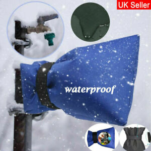 Universal Anti-cold Tap Cover Protector Outdoor Winter Thermal Outside Garden