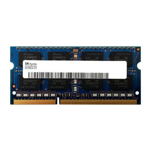 HYNIX HMT351S6CFR8C-PB 4GB 2Rx8 DDR3 PC3-12800 1600MHz NONECC LAPTOP MEMORY RAM