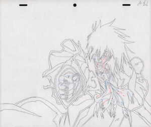 Hellsing-Ultimate-Anime-Douga-Drawing-Art-for-Cel-Alucard-Animation-OVA-A6