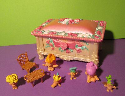 Puppen & Zubehör Puppen Fairy Winkles ♥ Cozy Keepsakes ♥ Hübsche Schmucktruhe ♥ Jewelry Box ♥