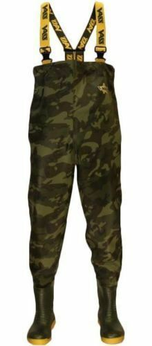 Vass E 800 Camo Chest Waders   Fishing Chestwaders