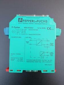 Pepperl-Fuchs-Smart-emetteur-peripherique-kfd2-stc3-ex1-N-126986