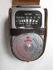 Votar Polaroid Light Meter, Vintage Made in Japan 091114ame2