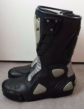 New Gaerne Bike Motorcycle Boots Mens Sz12 MADE IN ITALY