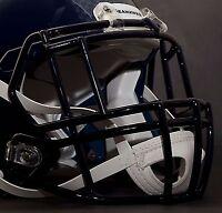 SEATTLE SEAHAWKS Riddell Speed S2EG-II-SP Football Helmet Facemask (NAVY BLUE)