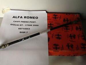 tubo-freno-POSTERIORE-ALFA-ROMEO-SPYDER-DUETTO-DAL-1970