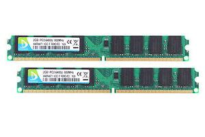 Nuevo-2X-2-GB-4-GB-PC2-6400-DDR2-800-MHz-RAM-memoria-DIMM-sobremesa-solo-para-CPU-AMD