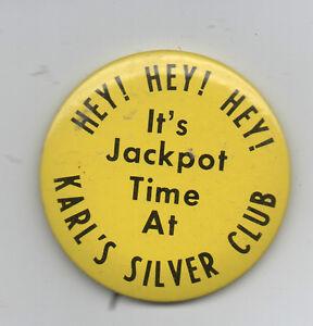 Vintage las vegas casino memorabilia
