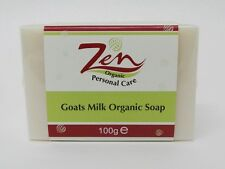 GOATSMILK SOAP ORGANIC Pk4  Sensitivebody wash from 1st cold compress virgin oil