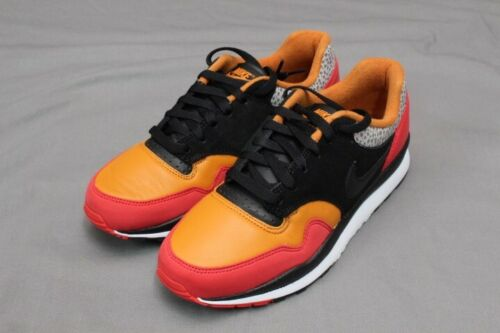 University 600 Safari Bq8418 negro Rojo Nike Air monarca qE78w8