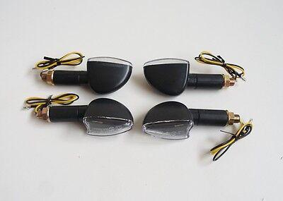 100% Vero Fcc1007t 4 Frecce Gambo Lungo Omologate Universali Suzuki V-strom 650 Lucentezza Luminosa