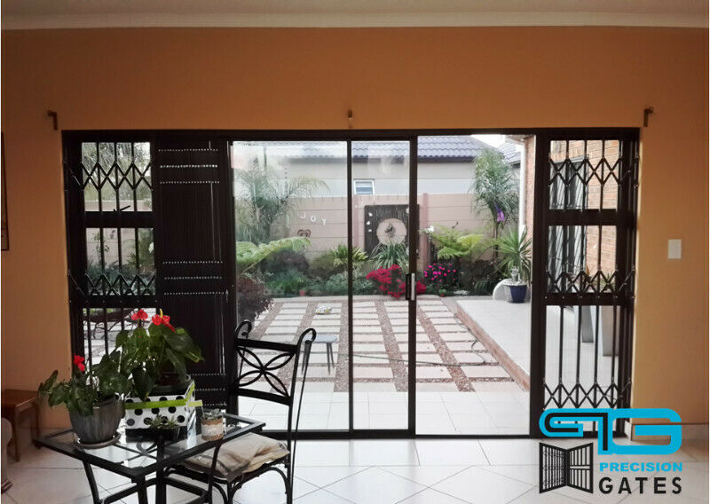 Custom Made Gates, Burglar Bars, Security Enclosures and Fencing. Manufacture and Install. Cape Town