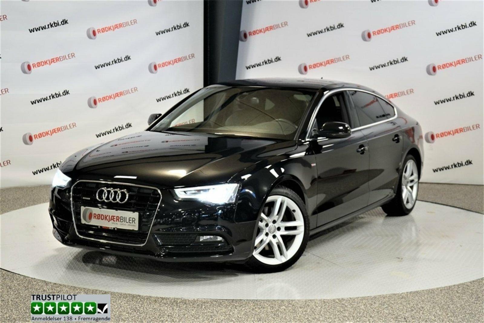 Audi A5 3,0 TDi 245 SB quattro S-tr. 5d - 269.900 kr.